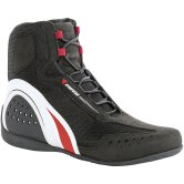 DAINESE Motorshoe Air Lady Black / White / Red