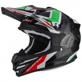 SCORPION VX-15 Evo Air Robot Black / Green