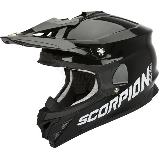 Casco SCORPION VX-15 Evo Air Black