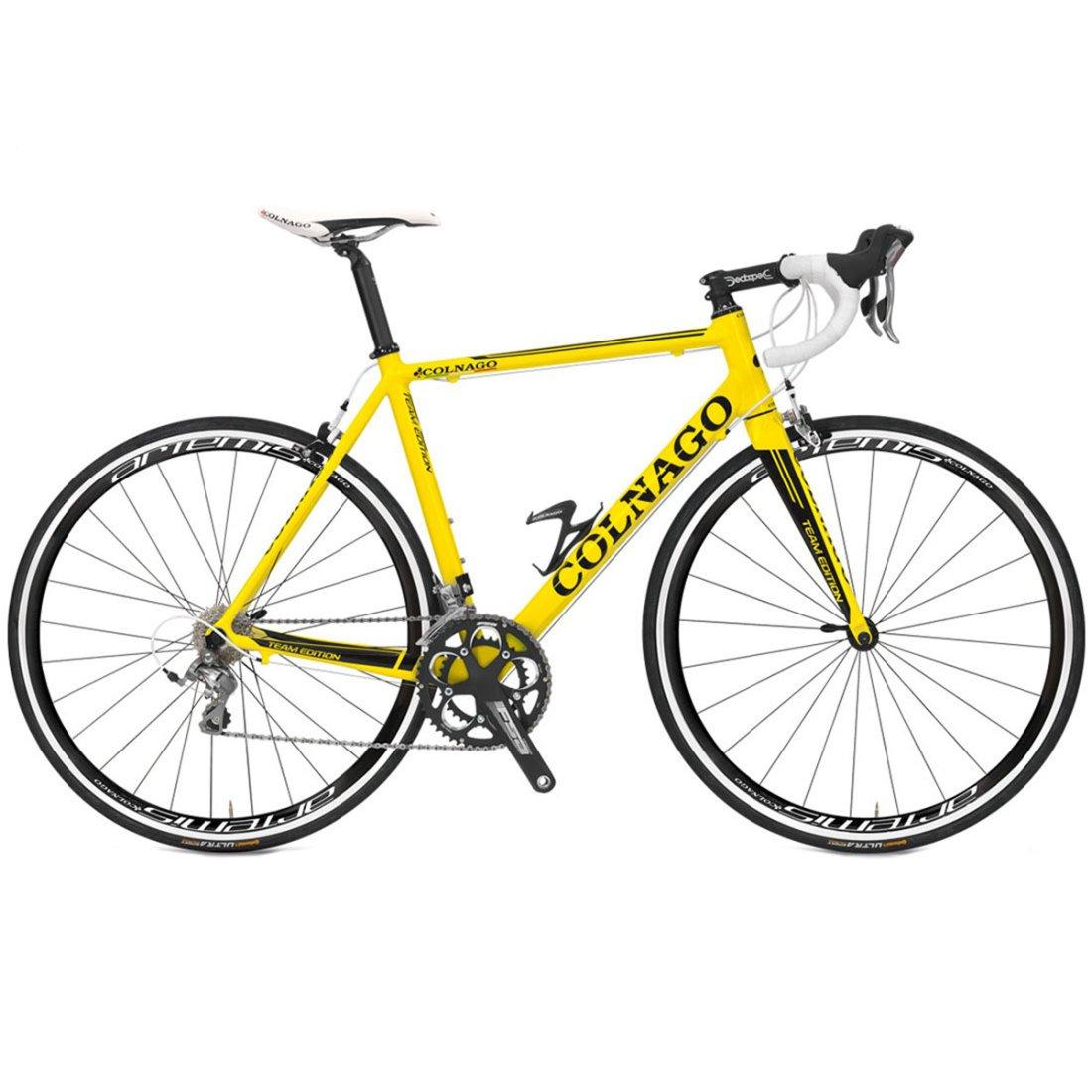 Rennrad COLNAGO Strada SL 105 2015 Yellow · Motocard