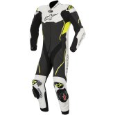 ALPINESTARS Atem Professional Black / White / Yellow Fluo