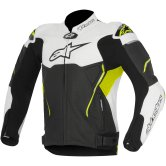 ALPINESTARS Atem Black / White / Yellow Fluo