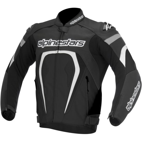 Chaqueta ALPINESTARS Motegi Black / White