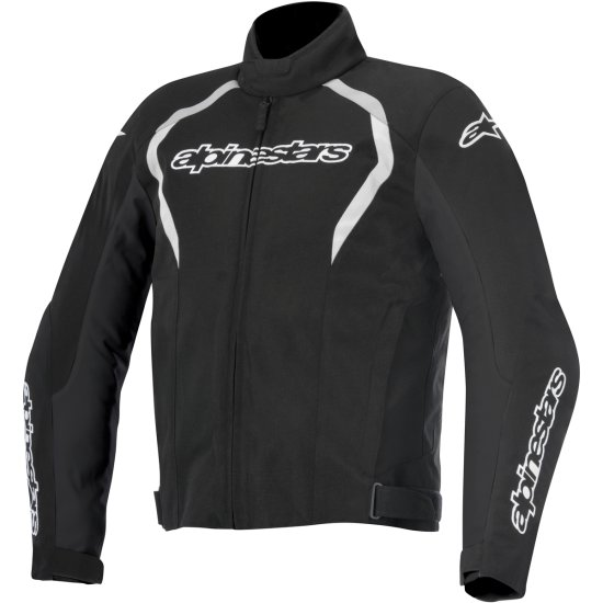 Chaqueta ALPINESTARS Fastback Waterproof Black / White