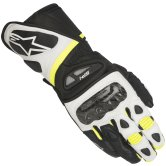 ALPINESTARS SP-1 Black / White / Yellow Fluo