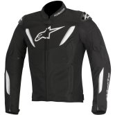 ALPINESTARS T-GP R Air Black / White