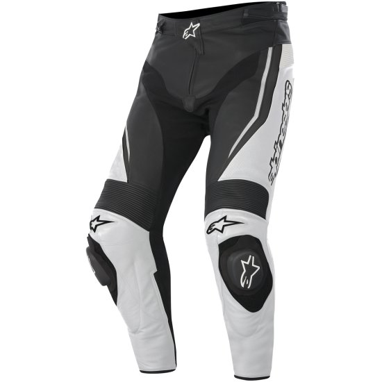 Pantalon ALPINESTARS Track Black / White