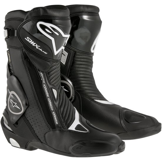 Botas ALPINESTARS S-MX Plus Gore-Tex Black