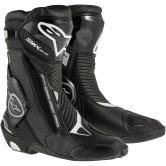 ALPINESTARS S-MX Plus Gore-Tex Black