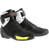 ALPINESTARS SP-1 Black / White / Red / Yellow Fluo