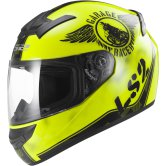 LS2 FF352 Rookie Fan Hi-Vis Yellow