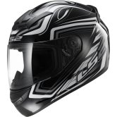 LS2 FF352 Rookie Ranger Black / White
