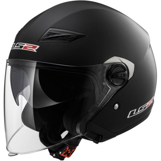 Casco LS2 OF569 Track N. Mat