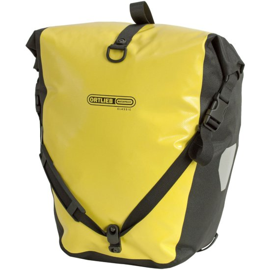 ORTLIEB Back-Roller Classic Yellow / Black Bag