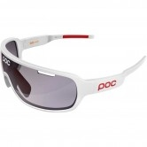 POC DO Blade Raceday Hydrogen White / Bohrium Red
