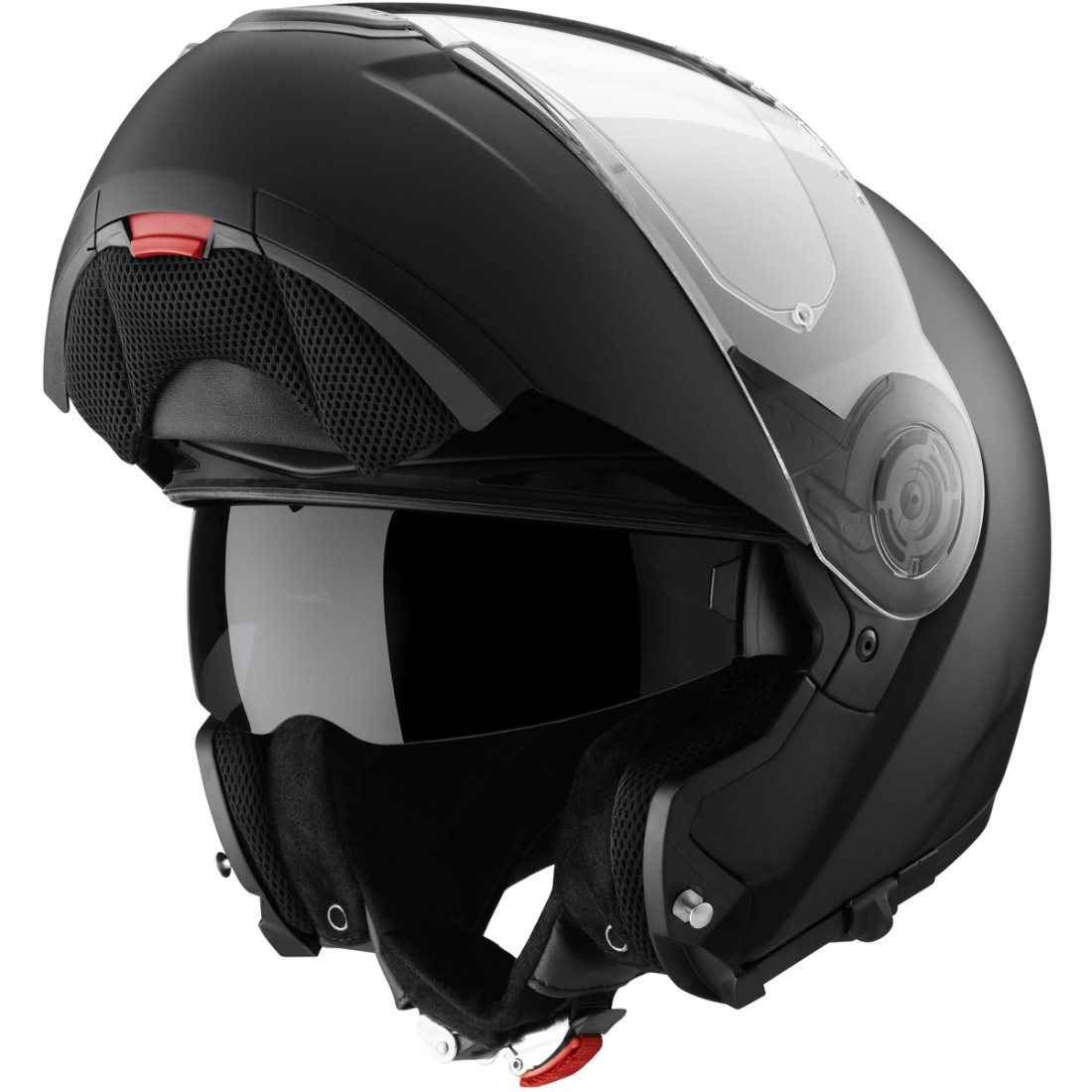 schuberth c3 basic matt black helmet motocard. Black Bedroom Furniture Sets. Home Design Ideas