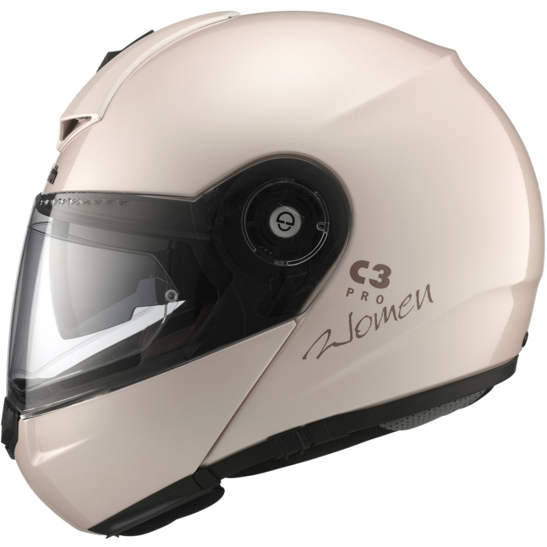 casque schuberth c3 pro lady pearl pink motocard. Black Bedroom Furniture Sets. Home Design Ideas