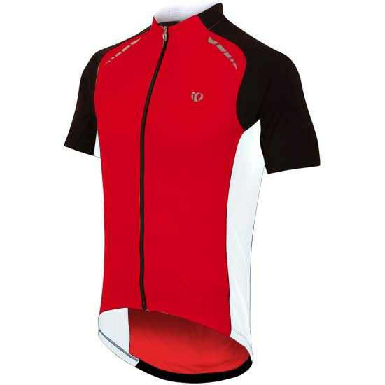PEARL IZUMI Elite Pursuit Red / White Jersey