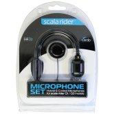 CARDO Microphone Set Q1 / Q3