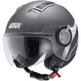 GIVI 11.1 Air Jet Matt Titanium