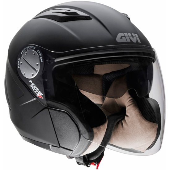 Casco GIVI X.07 Comfort-J Matt Black
