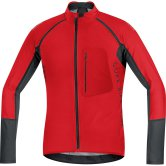 GORE ALP-X Pro Windstopper Soft Shell Red / Black