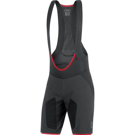 Calção GORE Alp-X Pro 2in1 Bibtights Black