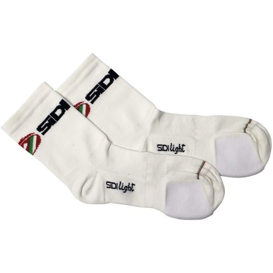 SIDI Light White Socks