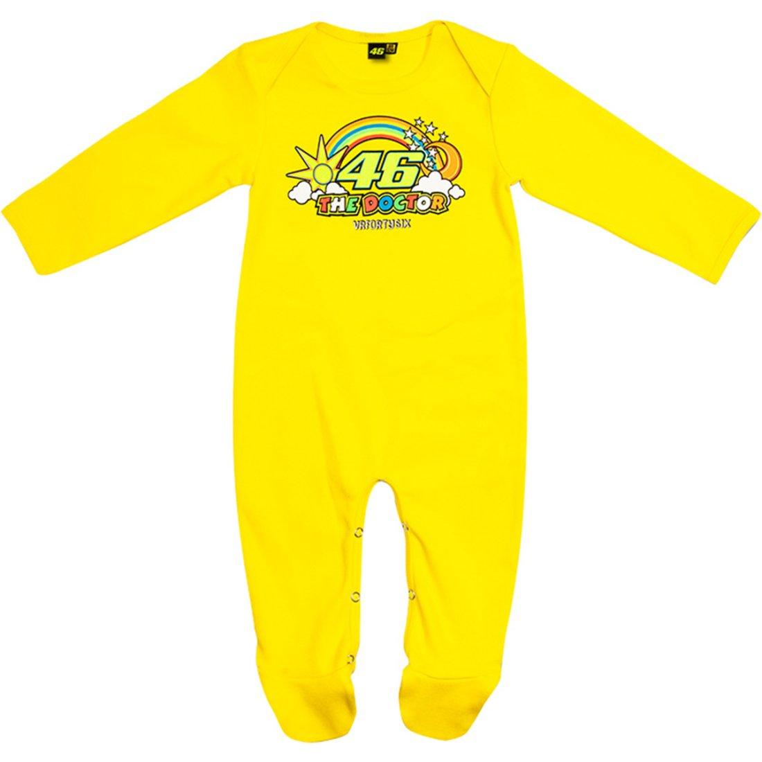 VR46 Rossi VR 46 151301 Baby Overall Y Pyjamas · Motocard ad6714deb5b