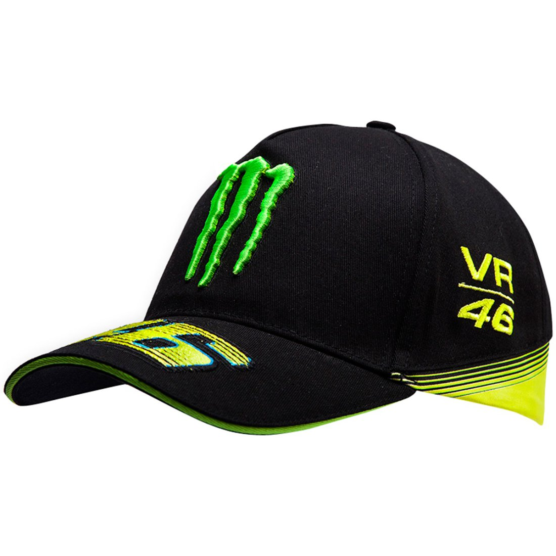 Gorra VR46 Monster Rossi VR 46 146704 · Motocard c9c90bea925