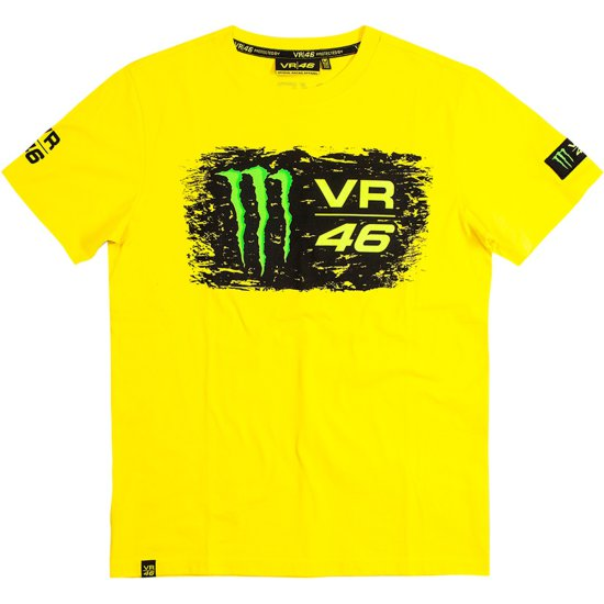 Camiseta VR46 Monster Rossi VR 46 147301 Y