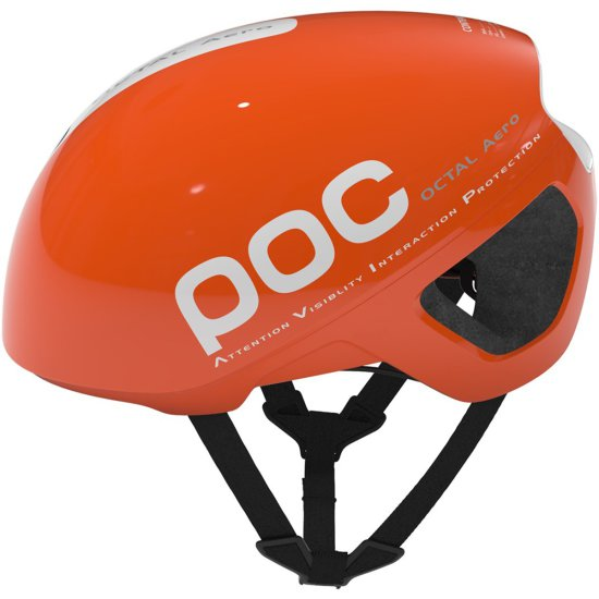 Helm POC Octal Aero AVIP Zinc Orange