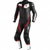DAINESE Veloster Black / White / Red Fluo