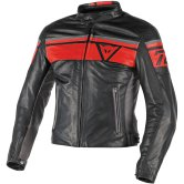 DAINESE Blackjack Black / Red / Smoke