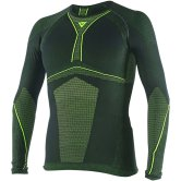 DAINESE D-Core Dry LS Black / Yellow Fluo