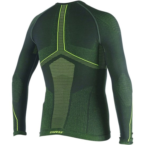 Termico DAINESE D-Core Dry LS Black / Yellow Fluo