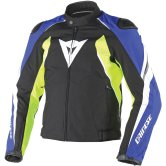 DAINESE Raptors Black / Yellow Fluo / Blue