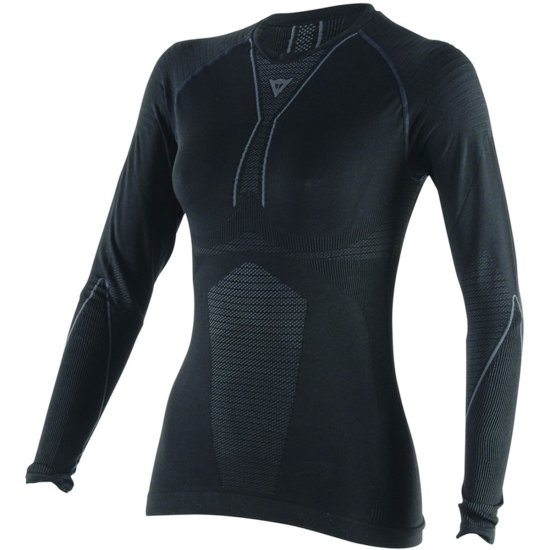Thermique DAINESE D-Core Dry LS Lady Black / White