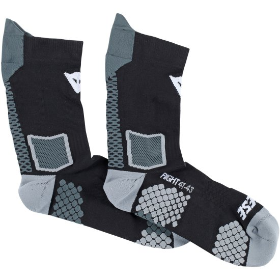 Calcetines DAINESE D-Core Mid Black / Anthracite