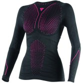 DAINESE D-Core Thermo LS Lady Black / Fuchsia