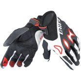 DAINESE Raptors Black / Red / White