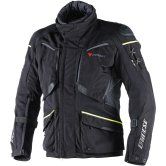 DAINESE Ridder D1 Gore-Tex Black / Ebony / Yellow Fluo
