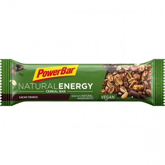 Nutrition POWERBAR Natural Energy Cereal Cacao Crunch