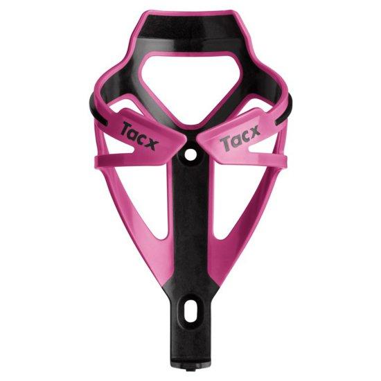 TACX Deva bottle cage pink Water bottle