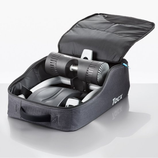 TACX Trainer Bag T-2960 Black Cover and storage