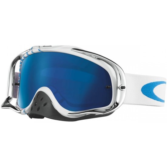 Brille OAKLEY Crowbar MX Villopoto Signature Series High Octane RWB Black Ice Iridium