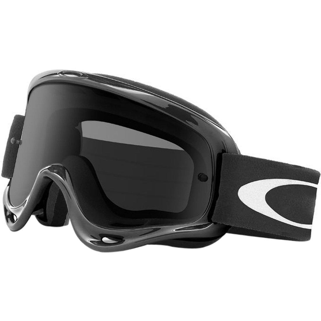6b7a818a66 OAKLEY MX O-Frame Jet Black Dark Grey Goggles · Motocard