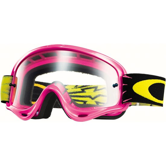 Gafas OAKLEY MX XS O-Frame High Voltage Pink Clear