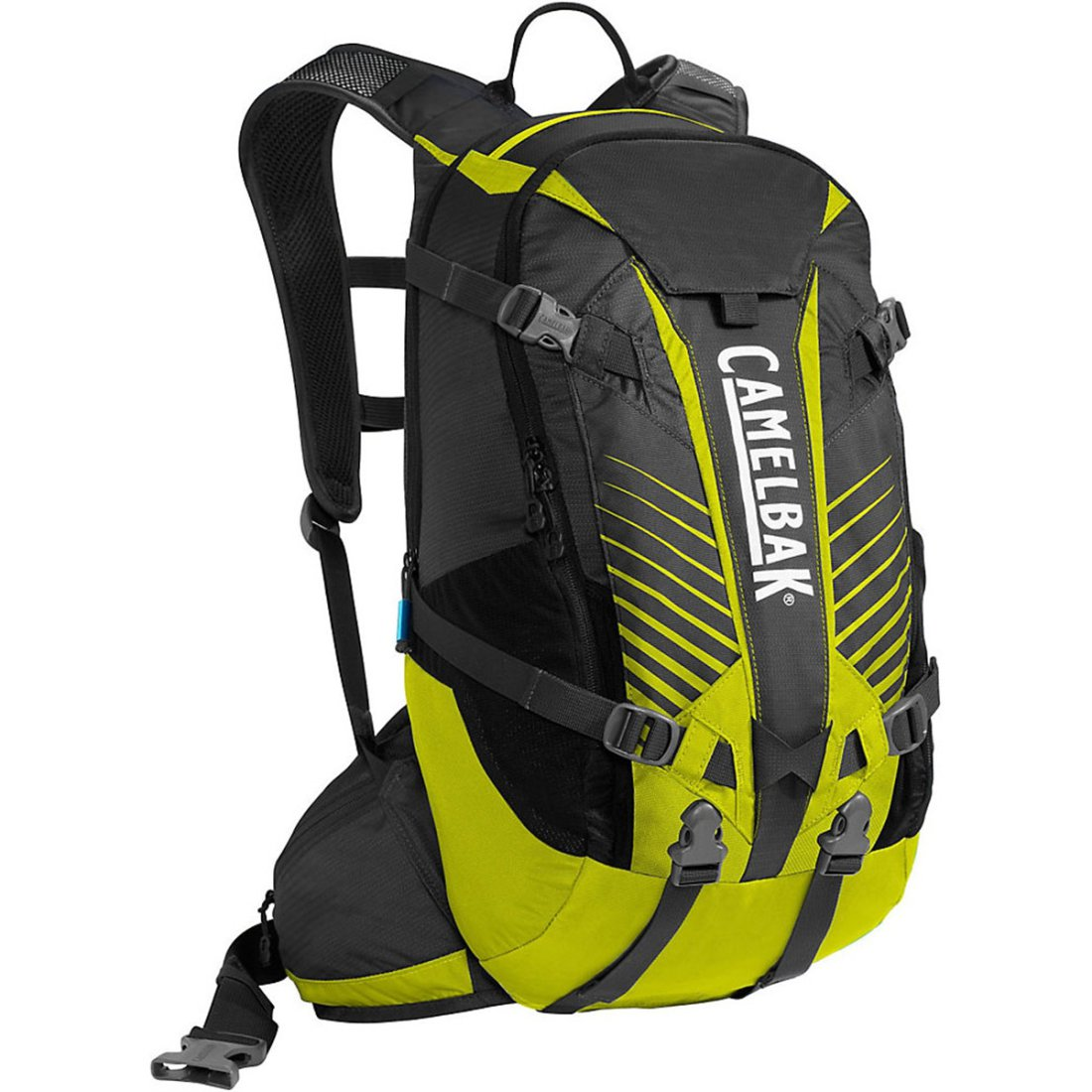 new design best release info on CAMELBAK K.U.D.U. 18 2016 Charcoal / Sulphur Springs Bag / Back pack