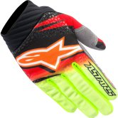 ALPINESTARS Techstar 2016 Venom Red / Yellow Fluo / Black